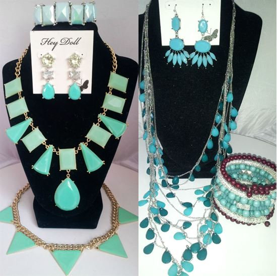 Picture of Mix Lot, WHITE HOT Jewelry, 83pcs